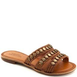 Rasteira Trançada Numeração Grande Sapato Show 409e