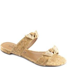 Rasteirinha Tiras Com Laço Sapato Show 273009