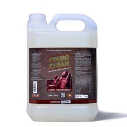 Renovador Profissional de Couro - Couro Clean 5 litros