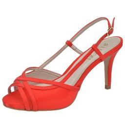 Sandália Belmon - 14169 Vermelho