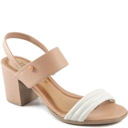 Sandália Bico Quadrado Ramarim Total Comfort 2131202