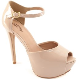 Sandalia Envernizada Sapato Show 6219