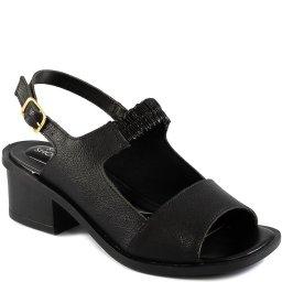 Sandália Feminina Bico Quadrado Conforto Sapato Show 28601