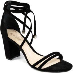 Sandália Feminina Block Heel Lace Up 2020 Schutz S204380076