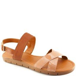 Sandália Rasteira Numeração Especial Sapato Show 13419e