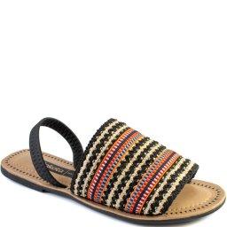 Sandália Rasteira Avarca Colorida Verão Dakota Z5312