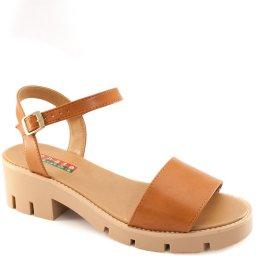 Imagem - Sandalia Tratorada Numeração Especial Sapato Show 8575