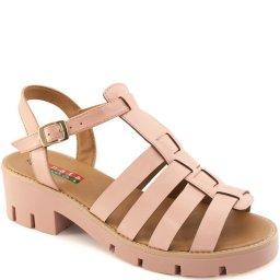 Imagem do produto - Sandália Tratorada Numeração Especial Sapato Show 8675