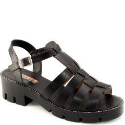 Sandália Tratorada Numeração Especial Sapato Show 8675