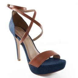 Sandalia Sapato Show Número Grande 7421916e