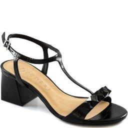 Sandália T-Stripe Milan Block Heel Pre Fall Vicenza 700016