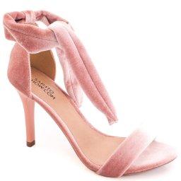 Sandália Tira Veludo Sapato Show 38115