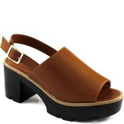 Sandália Tratorada Verão 2019 Sapato Show 53112