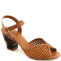 Sandália Tressê Numeração Especial Sapato Show 2594e