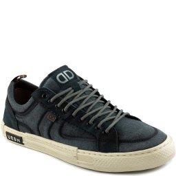 Sapatênis Masculino Urban Tune Jeans Democrata 209147
