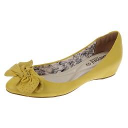 Sapatilha Amarela Italeoni - 2153