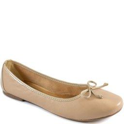 Sapatilha Com Laço Numeração Especial Sapato Show 1089