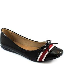 Sapatilha com Laço Sapato Show 12193