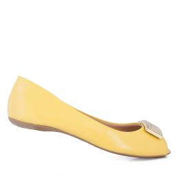 Sapatilha em Verniz Sapato Show - 10533