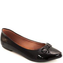 Sapatilha Envernizada Sapato Show 1901ll
