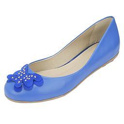 Imagem do produto - Sapatilha Feminina Belmon - 9010 Azul - 33 ao 43