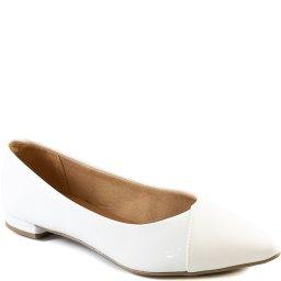 Sapatilha Feminina Bico Fino Inverno 2020 Sapato Show 12868