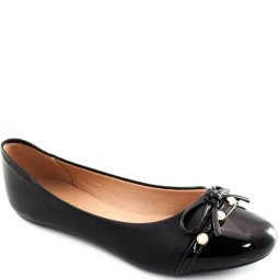Sapatilha Feminina Bico Redondo Sapato Show 11772