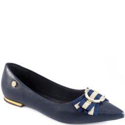 Sapatilha Feminina Com Laço Sapato Show 1021