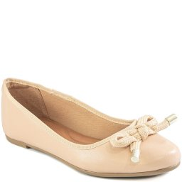 Sapatilha Feminina Com Laço Verão 2021 Sapato Show 13057