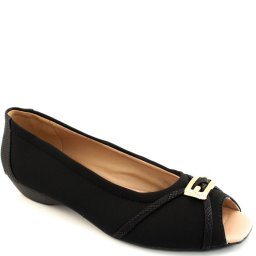 Sapatilha Feminina Numeração Especial Sapato Show 6476