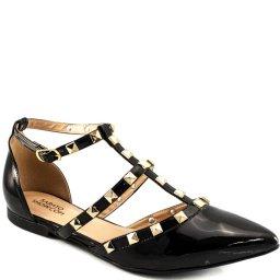 Sapatilha Feminina Spikes Numeração Especial Sapato Show 2101e