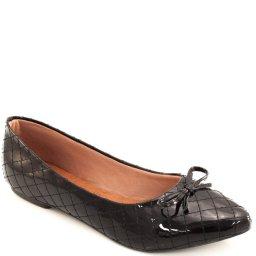 Sapatilha Laço Matelassê Sapato Show 1901m1