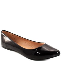 Sapatilha Metalizada Bico Fino Sapato Show 11624