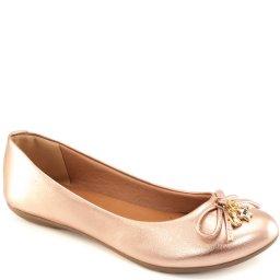 Sapatilha Metalizada Sapato Show 11359