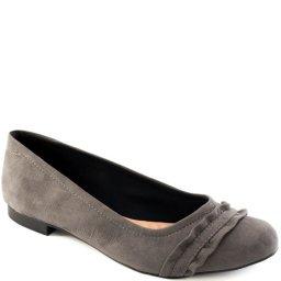 Sapatilha Nobuck Numeração Especial Sapato Show 5877