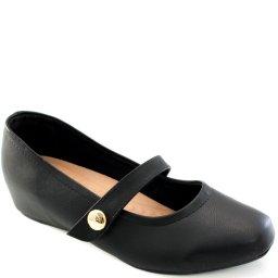 Sapatilha Salto Embutido Numeração Grande Sapato Show 6433