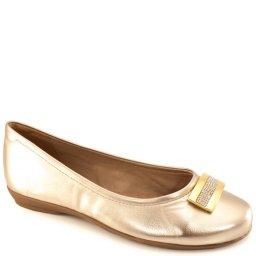 Sapatilha Strass Numeração Especial Sapato Show 3671