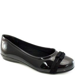 Sapatilha Verniz Numeração Especial Sapato Show 4971