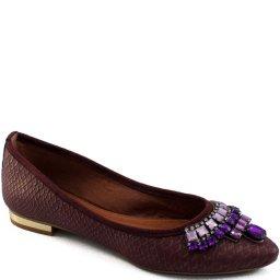 Sapatilha Com Pedrarias Zariff Shoes 35711