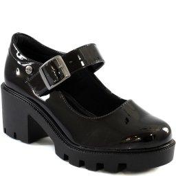 Sapato Boneca Feminino Tratorado Salto Bloco Quiz 66-170208