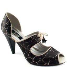 Sapato Com Amarração Paraonda 3008