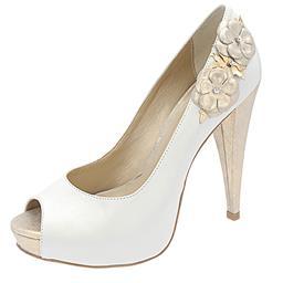 Imagem do produto - Sapato Feminino Belmon - 536 Off White - 33 ao 43