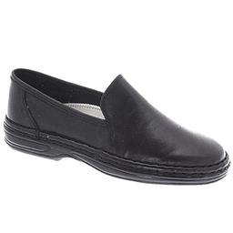 Imagem do produto - Sapato Masculino confortável - 401 Preto
