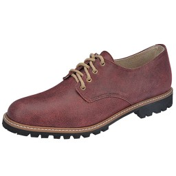 Sapato Masculino Cenci - 1.5020 Vermelho