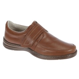 Imagem do produto - Sapato Masculino com Velcro Italeoni - 810