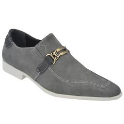 Imagem do produto - Sapato Masculino Heinze - 15-06 Cinza
