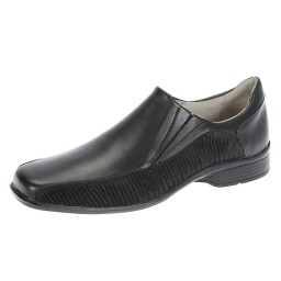 Sapato Masculino Italeoni - 911 Sponj Preto