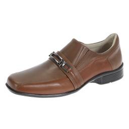 Sapato Masculino Italeoni - 915 Sponj Castor