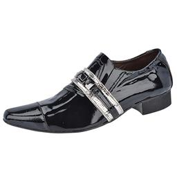 Sapato Masculino Verniz Ebenezer - 840