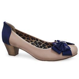 Sapato Confort Número Grande Miucha 5200